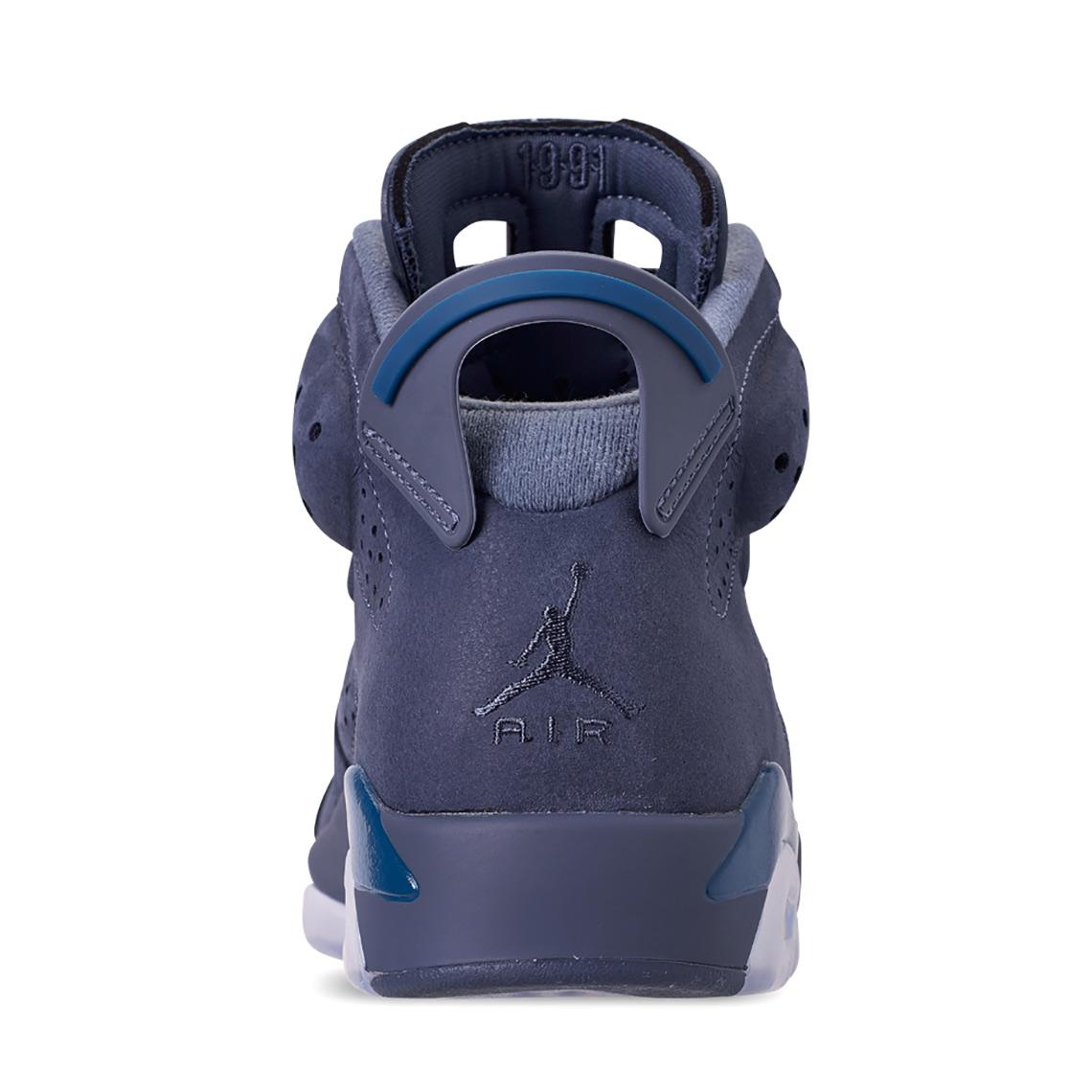 33e9e4febb4 Air Jordan 6 Diffused Blue 384664-400 Release Info | SneakerNews.com