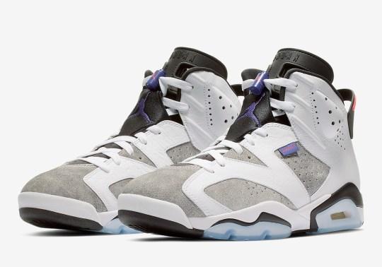 "Official Images Of The Air Jordan 6 ""Flint"""