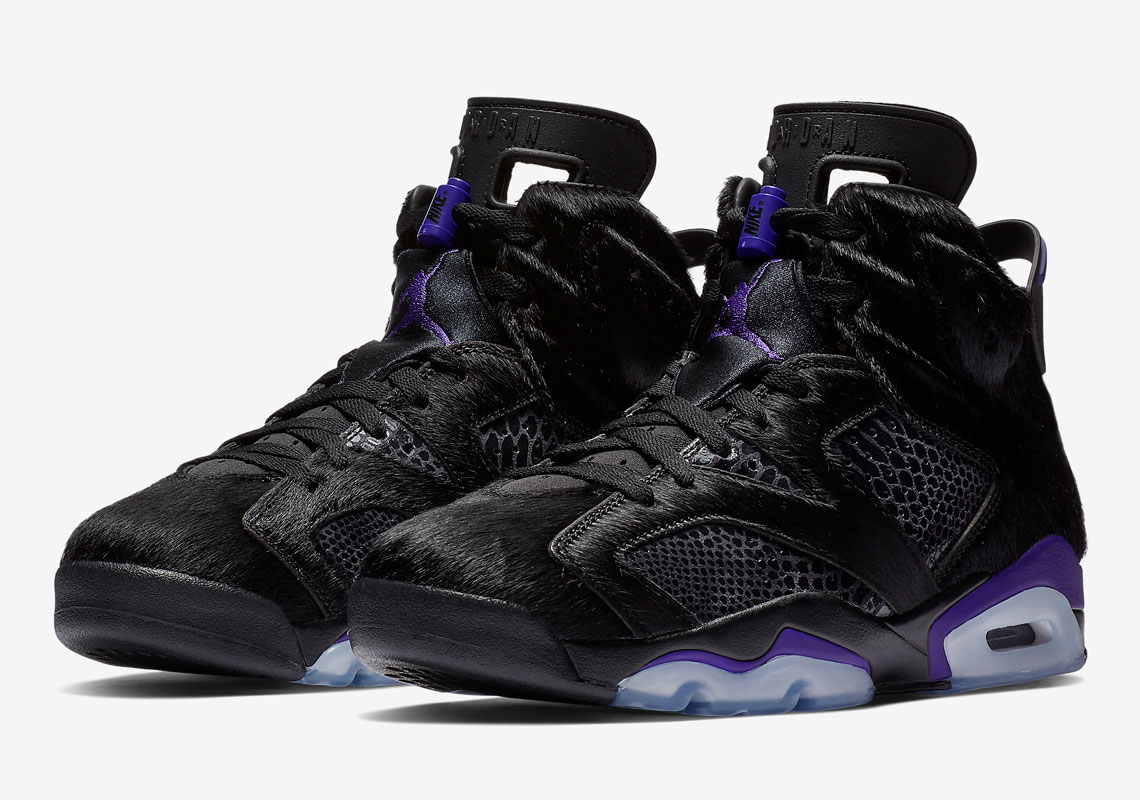 "6bc25f262948 Air Jordan 6 ""Black Cat"" More Info  Air Jordan 6 Black Cat Release Date   February 14th"