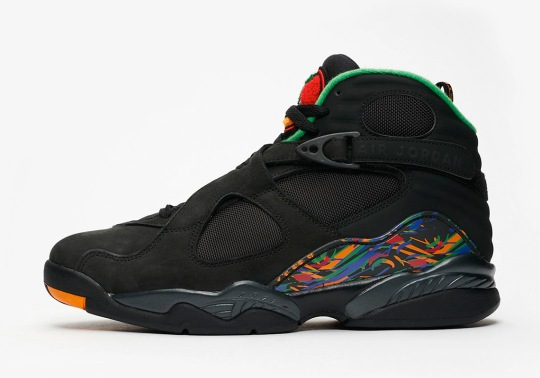 "Where To Buy The Air Jordan 8 ""Air Raid"""