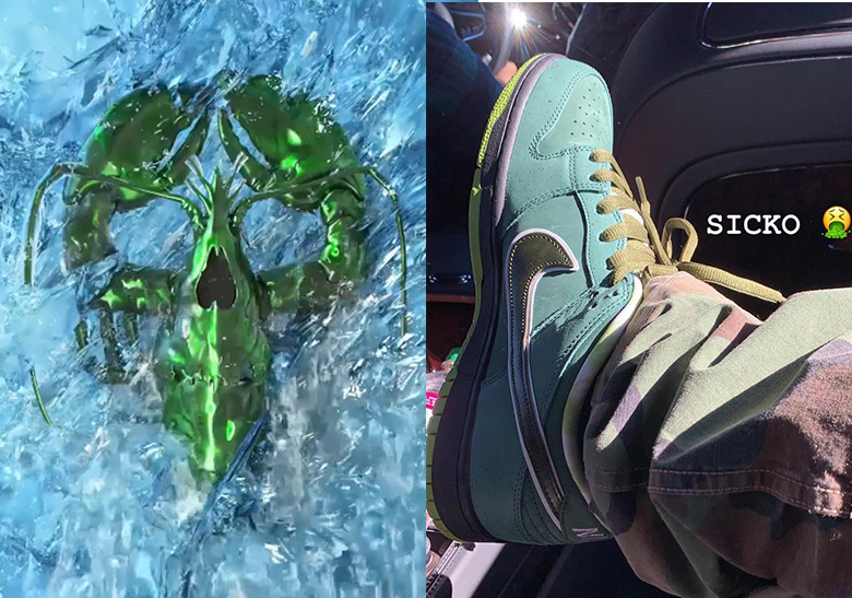 Flipboard  Concepts Green Lobster Nike SB Dunk Release Info ad3275228