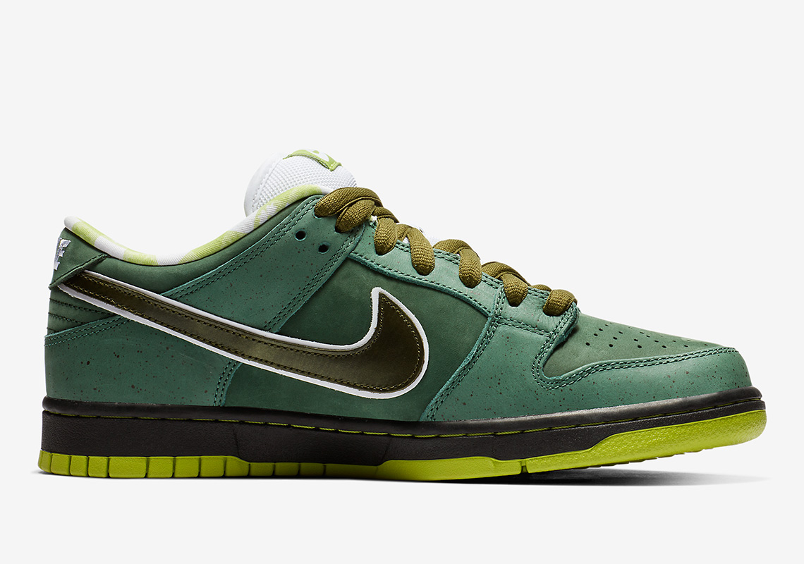 Concepts Green Lobster Nike SB Dunk Release Info  3ee7e4823