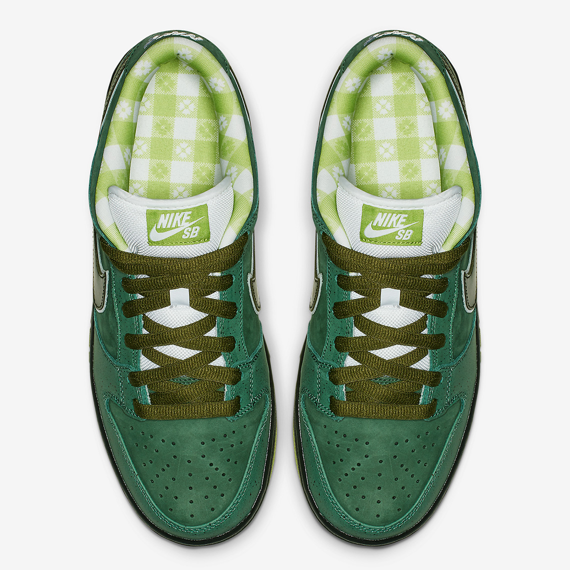 df729b05fa9f11 Concepts Green Lobster Nike SB Dunk Release Info