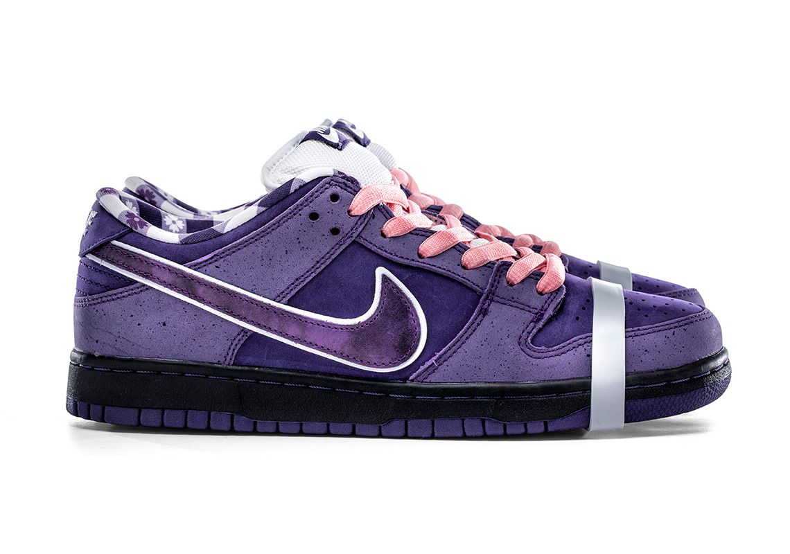 newest collection 41f07 cbc4c roshe women black and white speckled. nike dunk purple lobster