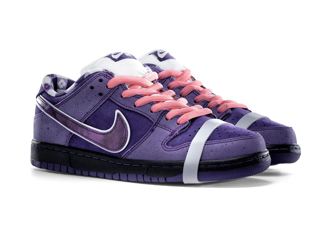 Concepts Purple Lobster Nike SB Dunk