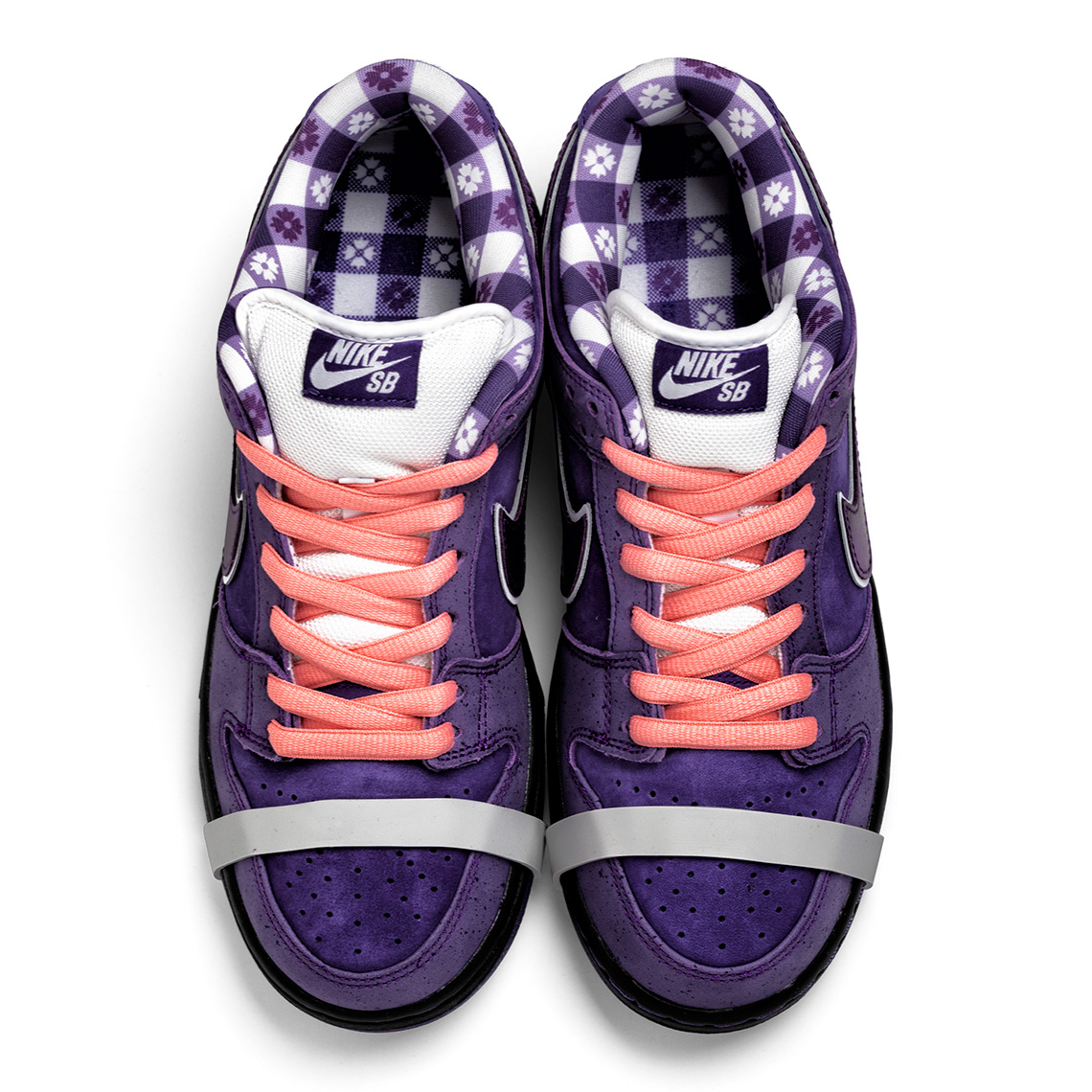 check out 87920 e6917 Concepts Purple Lobster Nike SB Dunk Release Date ...
