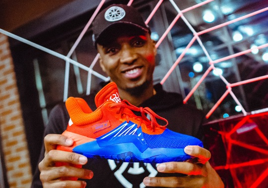 adidas Officially Unveils Donovan Mitchell's First Signature Sneaker – The D.O.N. Issue #1