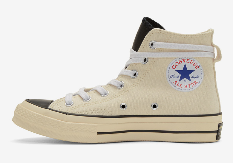 91b9cffa0af0 Fear Of God Essentials And Converse Are Releasing Their Chuck 70  Collaboration Soon