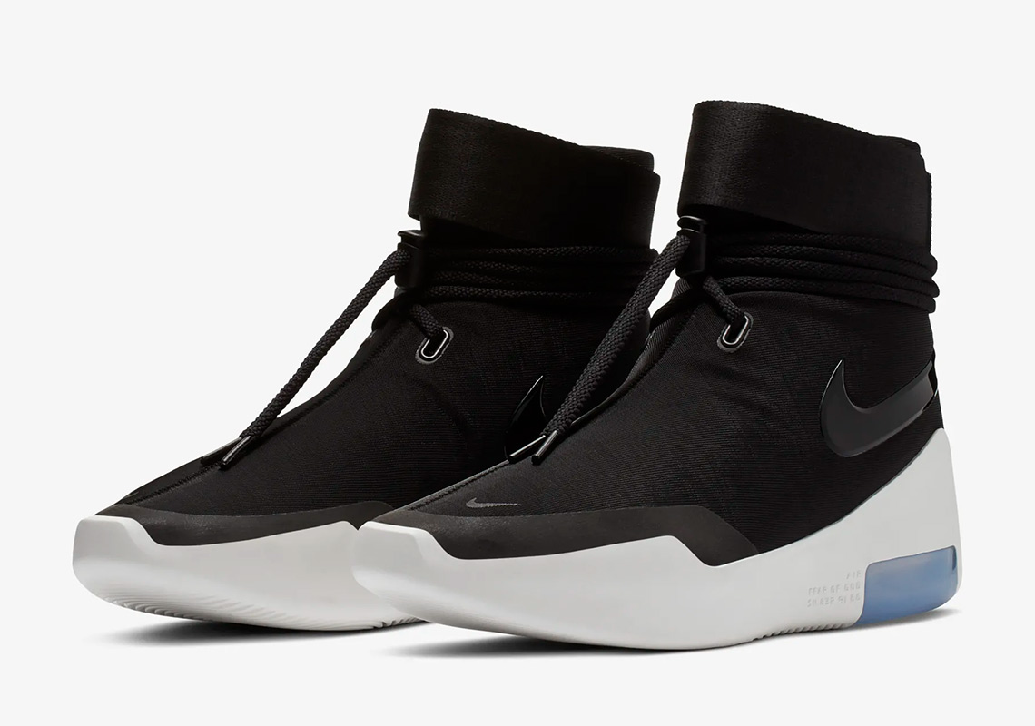 reputable site 2cf36 8eb2b The Nike Air Fear Of God Shoot Around Releases This Weekend