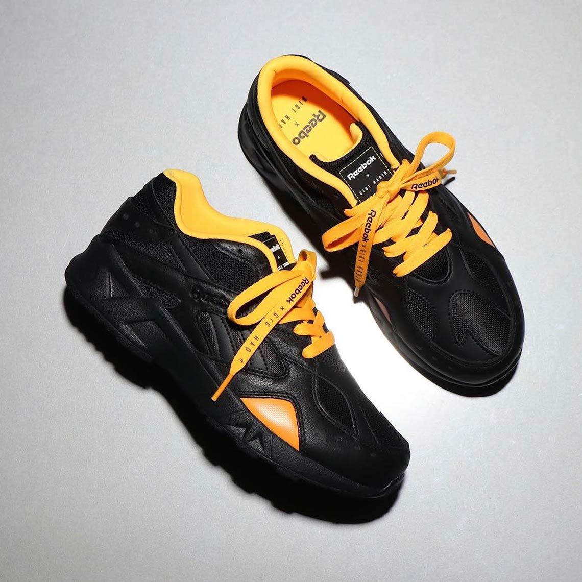1da2d67e Gigi Hadid Reebok Aztrek First Look + Release Date | SneakerNews.com