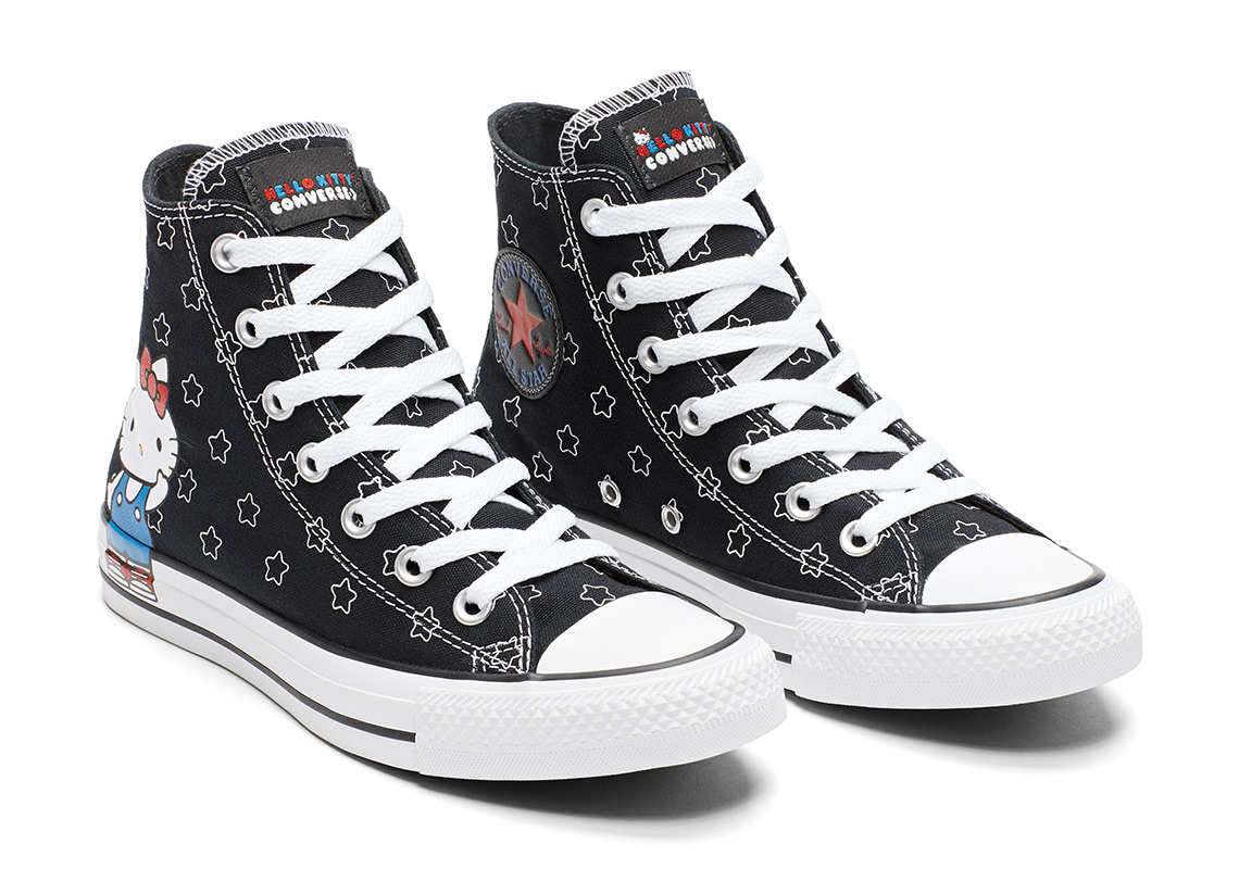 hello kitty converse holiday release info sneakernewscom
