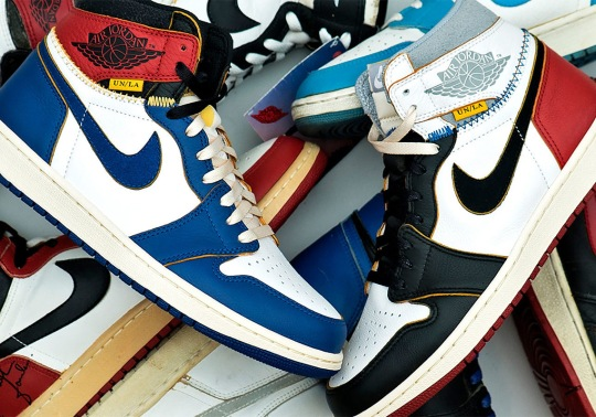 Union x Air Jordan 1 Announces Final Restock On December 17th