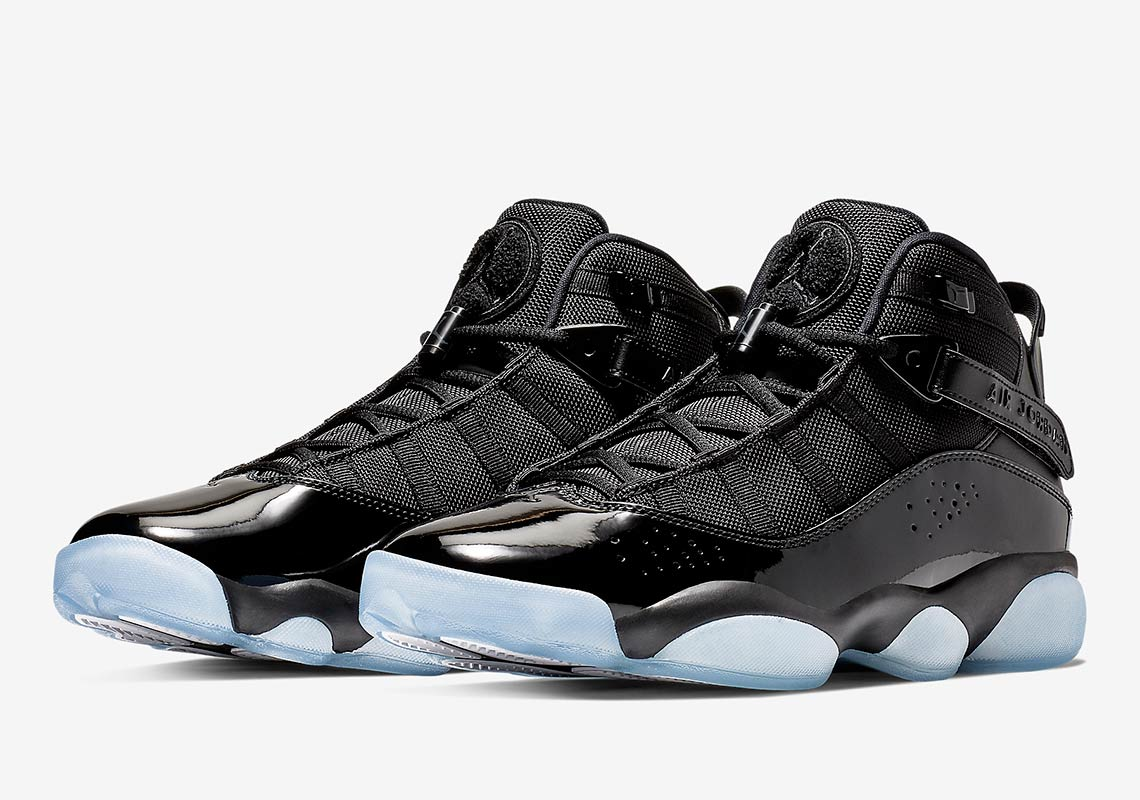 best service 6d5d0 5593d Jordan 6 Rings Black Ice 322992-011 Buying Guide   SneakerNews.com