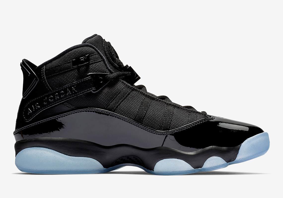 best service 7dbe1 42331 Jordan 6 Rings Black Ice 322992-011 Buying Guide   SneakerNews.com
