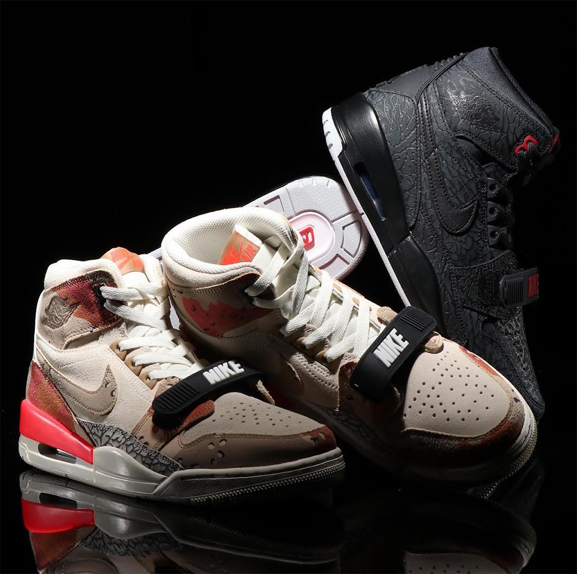 68db0fa5 Jordan Legacy 312 $150. Color: Anthracite/Black-Infrared 23