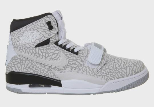 "The Jordan Legacy 312 Arrives In The Classic ""Flip"" Colorway"