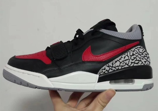 First Look At The Jordan Legacy 312 Low