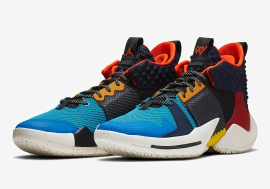 Detailed Look At Russell Westbrook's Jordan Why Not Zer0.2
