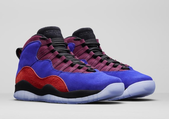 "The Maya Moore x Air Jordan 10 ""Court Lux"" Releases On December 22nd"