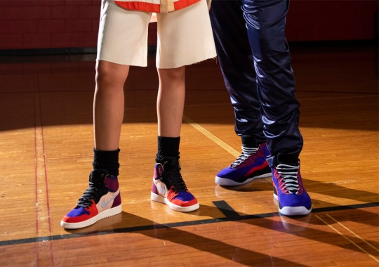 Maya Moore And Aleali May Reveal Upcoming Air Jordan Collaborations
