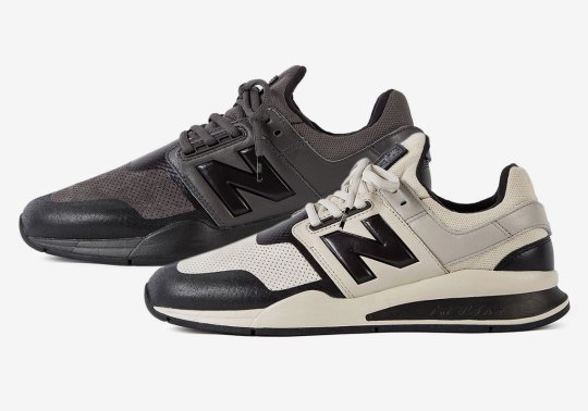 N. HOOLYWOOD Reunites With New Balance For Two 247 V2 Colorways