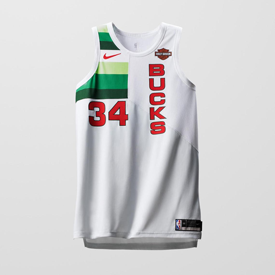 premium selection b0f2e 09e0b Nike NBA Earned Edition Jersey | SneakerNews.com