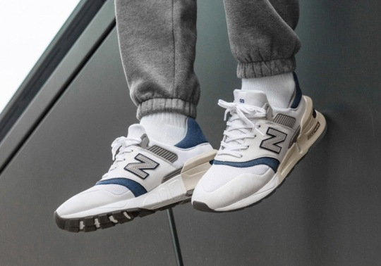 Detailed Look At The Upcoming New Balance 997S