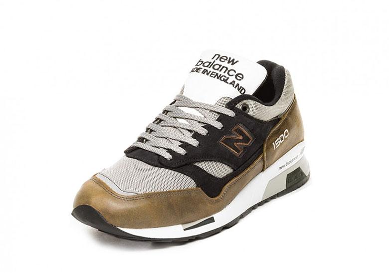 0d0b6df30ac00 New Balance 1500 MiE Black/Green Release Info | SneakerNews.com