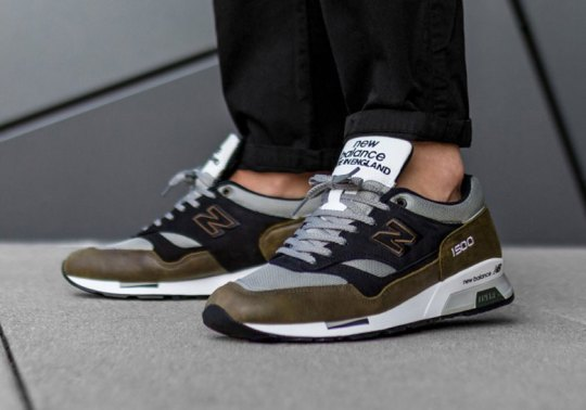 The New Balance 1500 Arrives In An Arrangement Of Earth Tones