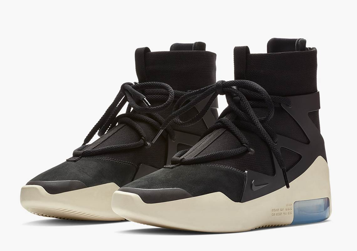 e9b9aa9c95468 Nike Air Fear Of God 1 Buying Guide + Store Links