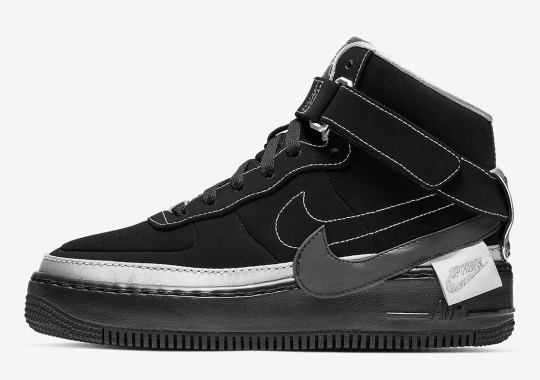 Rox Brown To Release An NYC Inspired Nike Air Force 1 High Jester fa0e01149
