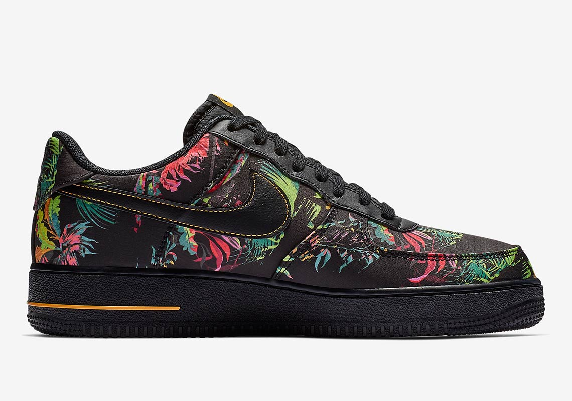 Nike Air Force 1 Low Floral BV6068-001 Release Info  528cad0c9