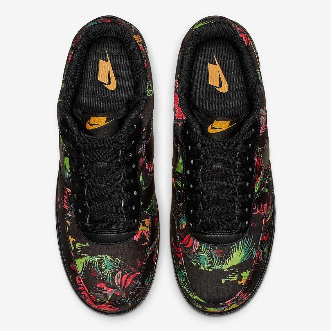 Nike Air Force 1 Low Floral BV6068 001 Release Info