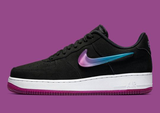 0dd32cc10ce Slight PlayStation Vibes On This Nike Air Force 1 Low