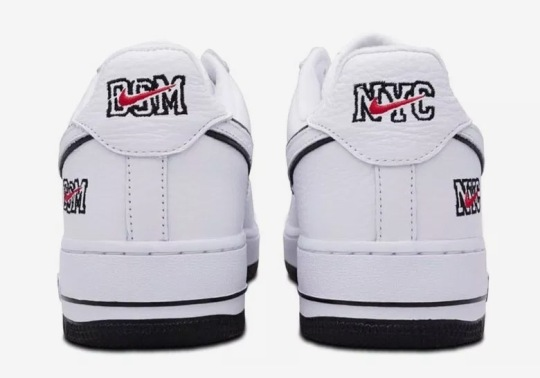 Dover Street Market To Release An NYC Inspired Nike Air Force 1