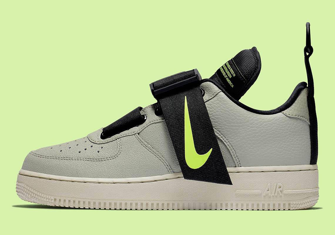60d850f8724ca Nike Air Force 1 Low Utility AO1531-301 Release Info