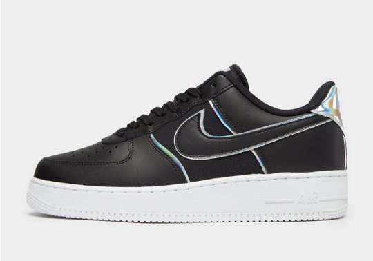 Ring In The New Year With This Iridescent Nike Air Force 1