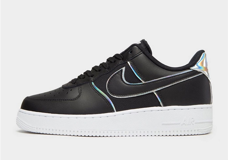 999a3bb8f0011 Nike Air Force 1 Iridescent 2019 Release Info