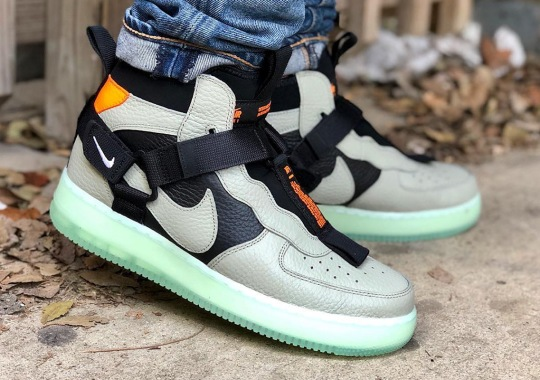 The Nike Air Force 1 Mid Utility Is Releasing On January 12th