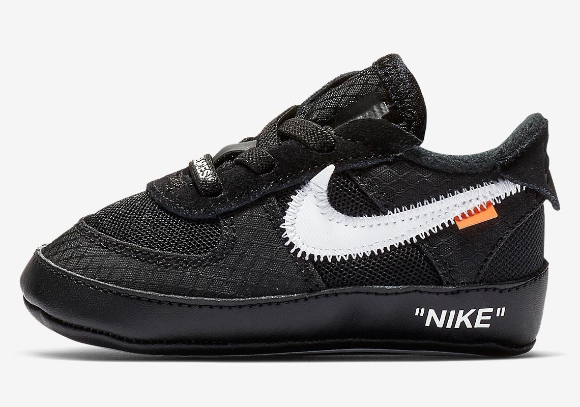 657e2794ca735 Off White Nike Air Force 1 Kids Store List | SneakerNews.com