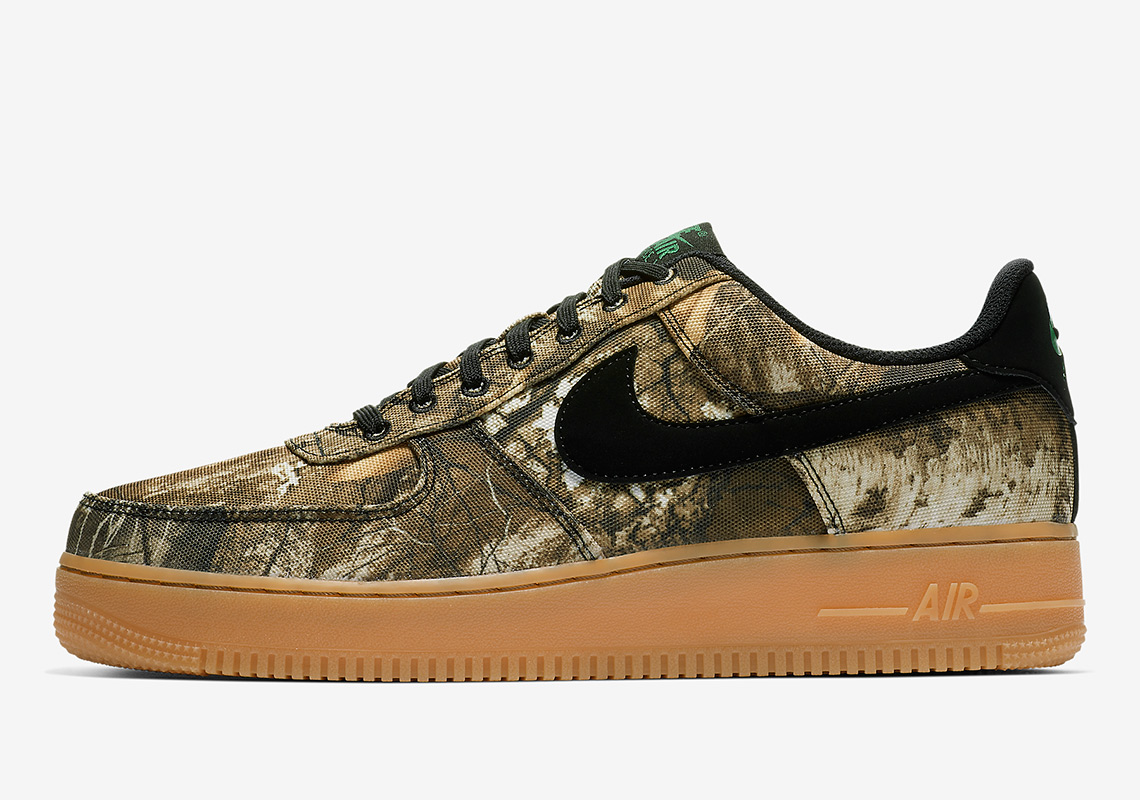"Nike Air Force 1 Low ""Realtree"" Release Date  January 4th 11cedf0ee"
