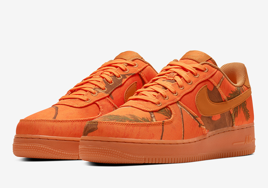 fdf916e42770 Nike Air Force 1 Realtree Camp Release Info