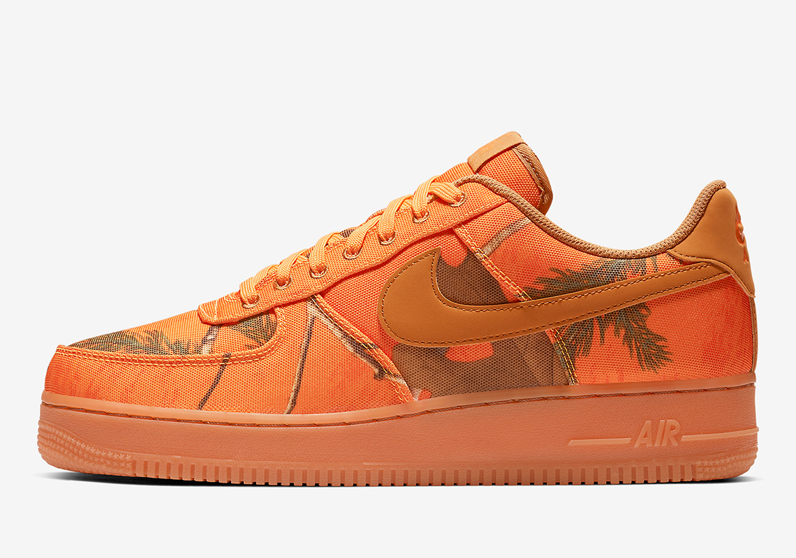 "Nike Air Force 1 Low ""Realtree"" Release Date  January 4th b32e9c367909"