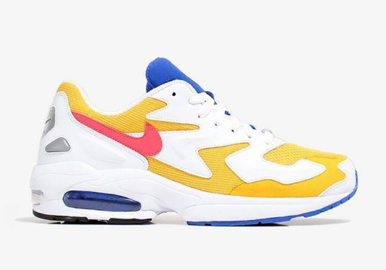 The Nike Air Max 2 Light Retro Returns In Early January