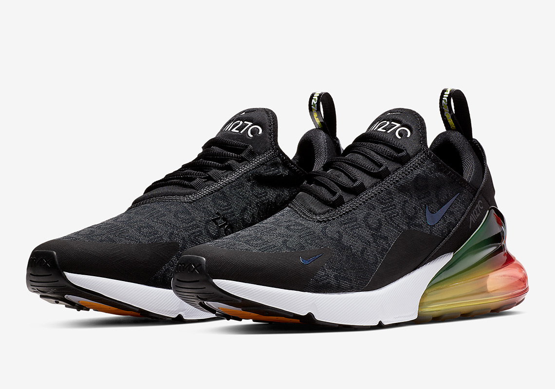 online store 49f2f 83f3c Another Gradient Finish Arrives On The Nike Air Max 270 Heel Unit