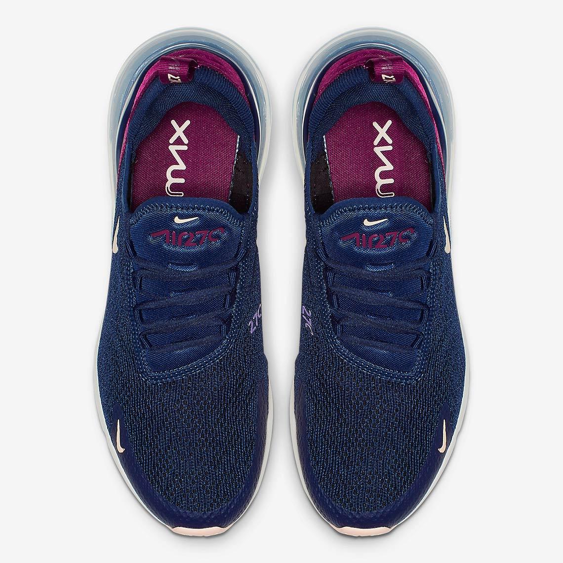 Nike Air Max 270 Blue Void AH6789-402 Release Info  e615e863f