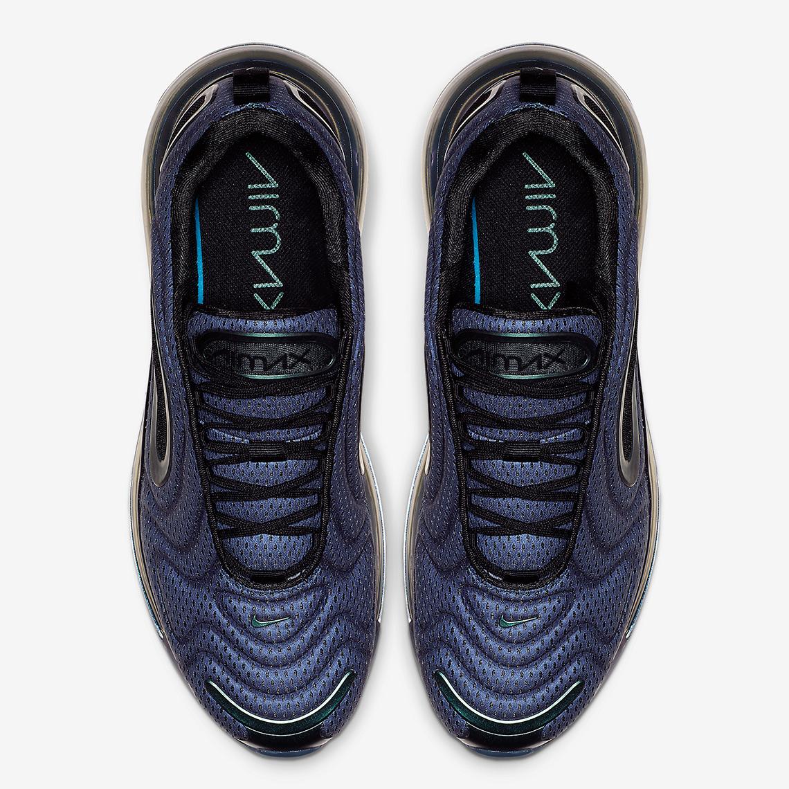 b908ebbc5b3a9 Nike Air Max 720 Aurora Borealis AO2924-001 Release Info ...