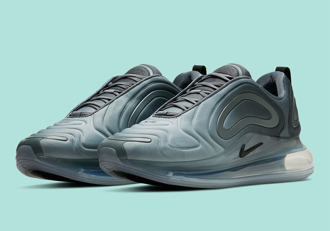official photos 98f0b bf07b Nike Air Max 720 Grey AO2924-002 Release Info | SneakerNews.com
