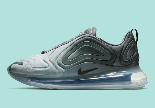 """The Nike Air Max 720 Arrives In """"Carbon Grey"""""""