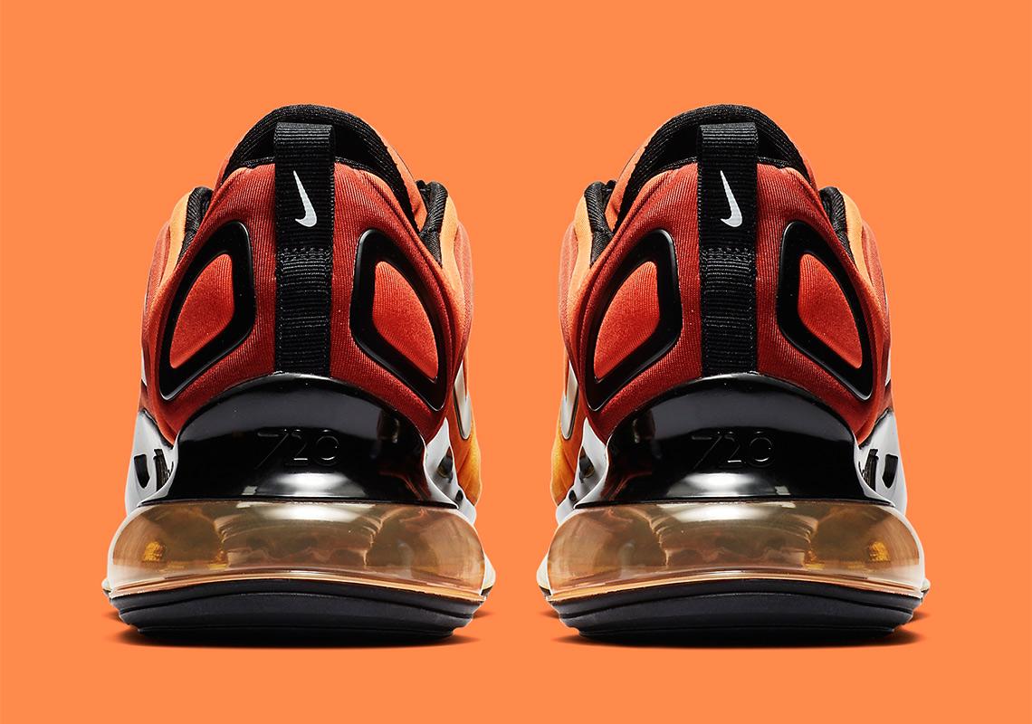 82b400ad40 Nike Air Max 720 Sunrise AO2924-800 Release Info | SneakerNews.com